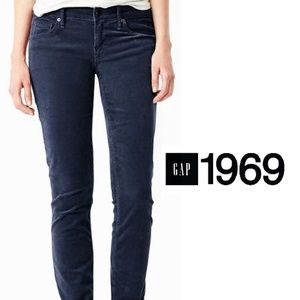 GAP 1969 | Always Skinny High Rise Corduroy Pants